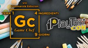 Game Chef PlaytestCon GnoccoCON