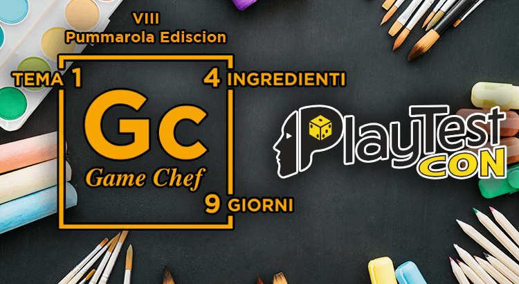 Game Chef PlaytestCon GnoccoCON